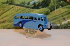 DINKY TOYS 29E SINGLE DECKER BUS AUTOBUS BLUE BLU