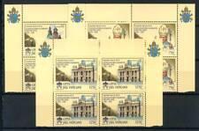 Vaticano 1996 Sass. 1053-1055 Nuovo ** 100% Quartine Giovanni Paolo II