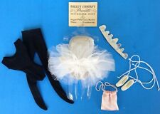 Vintage BARBIE BALLERINA Outfit #989 Complete & Original VGC 1961-1965