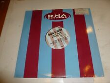 "DON & JUDY - Rent free House EP - UK 4-track 12"" Vinyl Single"
