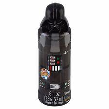 Disney Star Wars Darth Vader Super Miracles Bubbles Solution 8 Fl oz.