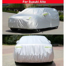 1PCS New Car Cover Waterproof Heat Sun Dust Cover For Suzuki Alto 2009-2021