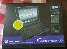 Trent Airbender iPad Case with Bluetooth Keyboard - fits iPad 2, 3, 4 (Tested)