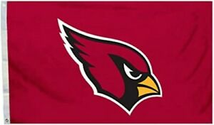 Arizona Cardinals Premium Flag with Grommets Officially Licensed 4x6 & 3x5