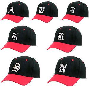 Casual Cotton Baseball Cap Caps Hat Gothic letter Snap back Adjustable Strap LA