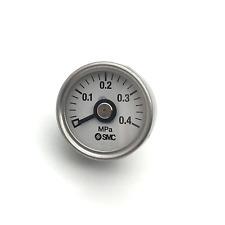 H● SMC G33-10-01 Pressure Gauge for General Purpose New