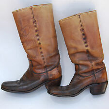 Frye Antigue Original Leather Boots Mens/Womens *Excellent Condition*