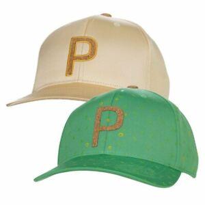 Puma Champs P Snapback Cap 110 FlexFit Tech Pick Hat