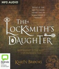 Karen BROOKS / The LOCKSMITH'S DAUGHTER      [ Audiobook ]