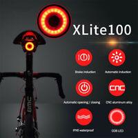 Práctico freno Sense XLite100 luz trasera para bicicleta montaña Kit giro