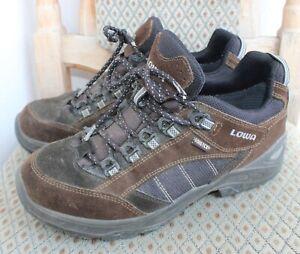 Lowa Wanderschuhe Outdoor Freizeit Schuhe Größe 42 braun