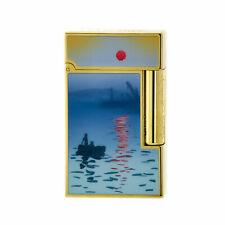 S.T. Dupont Ligne 2 Claude Monet Lighter, ST016349 (16349), New In Box