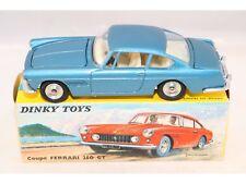 Dinky Toys 515 Ferrari 250 GT blue near mint in box very nice Ferrari