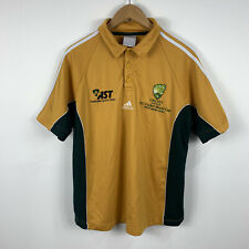 Cricket Australia Mens Shirt Size Medium Adidas ICC World Cup 2007 Limited Ed