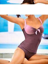 Damen-Bademode mit Slips aus Polyamid in Größe 42