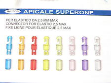 Apicale connettore elastico Stonfo SuperOne - agonismo roubasienne canna fissa