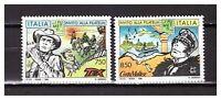 S30143) Italy MNH 1996 Catoons Tex Short Maltese 2v