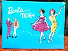 Barbie & Midge Reproduction Double Doll Case New 2013 In Factory Tissue