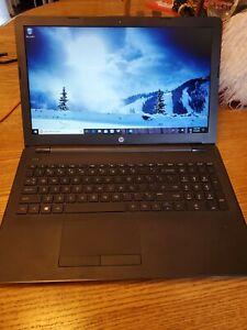 HP Notebook 15-bs1xx  Intel Core i5  8520u,  1.60 ghz, 8GB Ram, 1TB HDD Win10