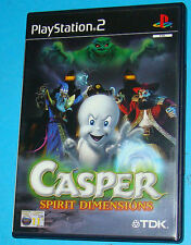 Casper Spirit Dimensions - Sony Playstation 2 PS2 - PAL