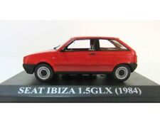SEAT IBIZA 1.5 GLX DE 1984  1/43ème