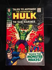 Tales to Astonish #99 (Jan 1968, Marvel) CGC It!  9.0 NM