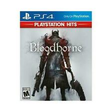 Bloodborne PlayStation Hits(Sony PlayStation 4 PS4 2018)Brand New Factory Sealed