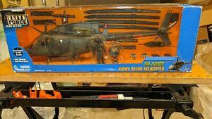 Blue Box Elite Force 1/18th Scale Kiowa Recon Helicopter NIB