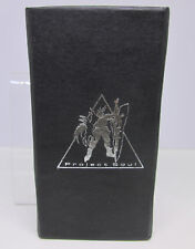 Soul Calibur III Project Soul (2005) Metal Keychain & Laser Etching Crystal