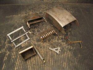 Ertl John Deere Pull Type Combine 1/16 Parts Only Pressed Steel