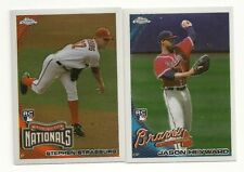 2010 Topps Chrome Set 1-220