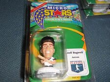 THE ORIGINAL MICRO STARS  1995  COLLECTOR`S SERIES-  JEFF BAGWELL