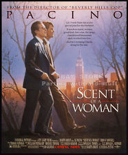 SCENT OF A WOMAN__Original 1993 AD movie promo__AL PACINO__CHRIS O'DONNELL_Anwar