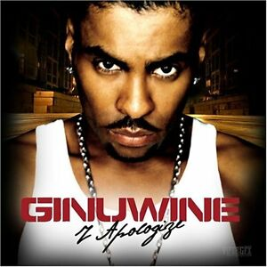 Ginuwine - I Apologize (CD 2007) New/Sealed