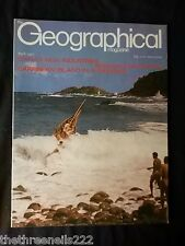 THE GEOGRAPHICAL - APRIL 1971 - CHINA'S NEW INDUSTRIES