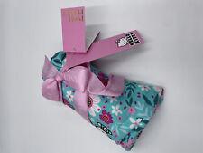Posh Peanut x Hello Kitty Collaboration Floral Stripe Swaddle Blanket Headband