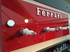 Bujía Ferrari Perchero Rack, Auto Regalo, Recuerdos De Coche, Gancho de clave única,