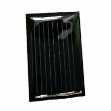 2X 1V 80mAh 30X25mm Micro Mini Pequeño Panel Solar Célula de energía para juguetes de luz Hazlo tú mismo