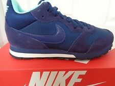Nike MD Runner 2 mid womens trainers sneakers 807172 443 uk 6.5 eu 40.5 us 9 NEW