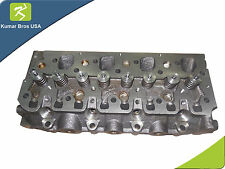 """New Perkins 404C Cylinder Head """"COMPLETE"""" With Valves"""