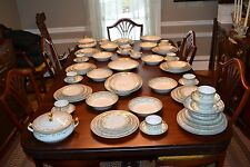 Haviland Limoges Yale Service for 10 China Set 77pcs Replacement Cost over $1500