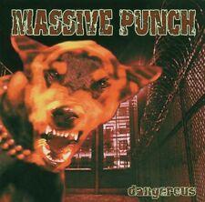 Massive Punch - Dangerous (2003)  CD  NEW  SPEEDYPOST