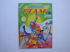 Livre mensuel Le journal de Capitaine Flam n°6 Captain Future