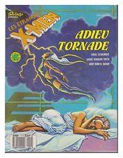 comics X MEN ADIEU TORNADE LUG 11 H 1987 TTBE NEUF
