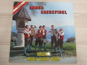 LP / ORIGINAL MARIA GAILER BUAM / AUSTRIA / RARITÄT / LESBORNE REC. /