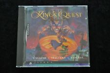King's Quest VII 7 Princeless Bride PC Game Jewel Case