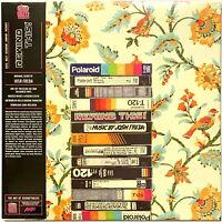 Rewind - This Soundtrack [Clear with Black Smoke Vinyl] LP Record Album [Mondo]
