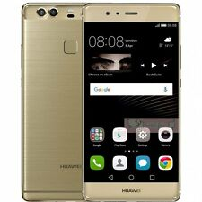 Huawei P9 Plus   64GB Gold 4G LTE 12MP Unlocked AU WARRANTY Phone