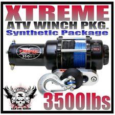 XTREME WINCH 4500LB UTV POLARIS 10-18 RANGER MIDSIZE 400//500//570//800//EXT//EV