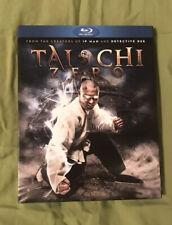 Tai Chi Zero Blu-ray DVD